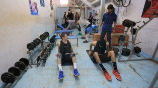 La base. Será clave la base física que hagan los jugadores. Esa labor le corresponderá al preparador físico Edgardo Aldao.