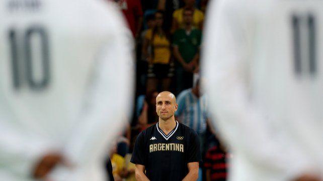 Argentina se despidió con la frente alta, en el último partido de la Generación Dorada