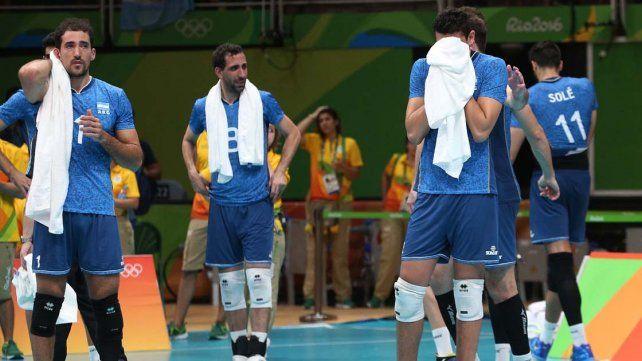 Argentina perdió con Brasil y quedó fuera de los Juegos Olímpicos