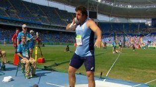 Germán Lauro quedó eliminado de los Juegos Olímpicos