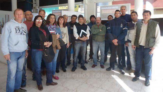 Personal jerarquizado de la comuna de Paraná se declaró en estado de asamblea