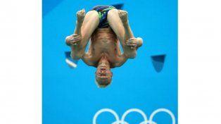 Campeón en saltos protagonizó un papelón en Río