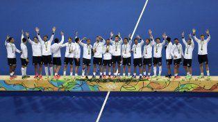 Histórico: Los Leones son medalla de oro