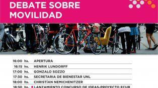 Buscando soluciones para peatones y ciclistas debatirán en Santa Fe