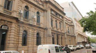 Tribunales de Concordia.