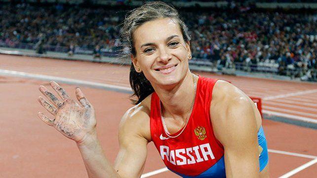 La Rusa anunció su retiro