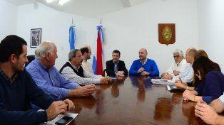 El gobierno ratificó la continuidad de las prestaciones del Hospital La Baxada