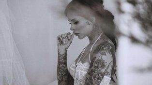 Cande Tinelli se arrepintió de los tatuajes