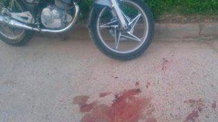 El cuerpo de la víctima fue encontrado en la calle
