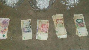 Un detenido y cocaína incautada en varios allanamientos simultáneos
