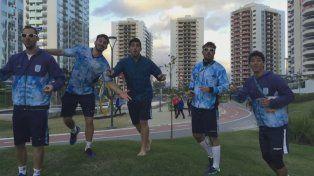 El clip de los deportistas argentinos que revoluciona las redes sociales