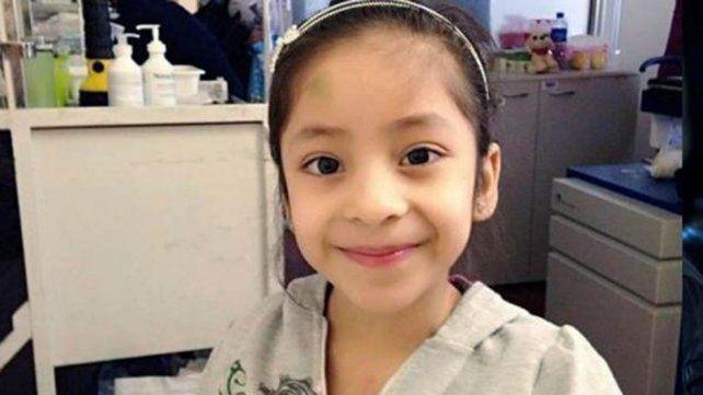 Marianella hoy tiene 9 años y fue trasplantada exitosamente