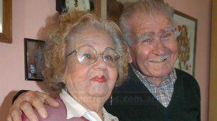 Santa Fe. Irma y Jader se conocieron en 2006 y se casaron.