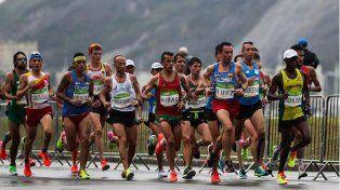 Río 2016: Federico Bruno finalizó en el puesto 137 del maratón masculino