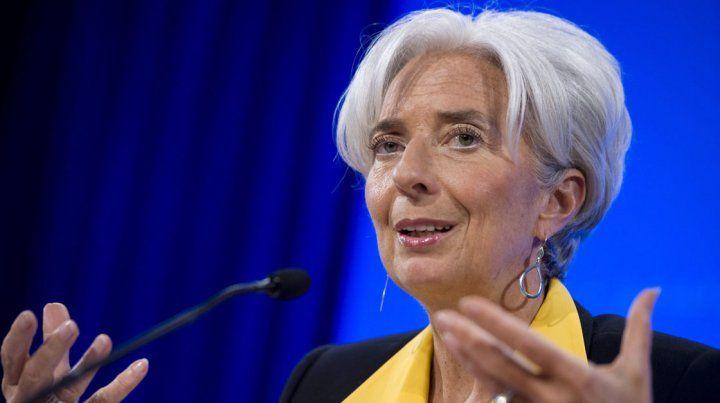 Lagarde presentó su renuncia y puso fecha a su salida del FMI