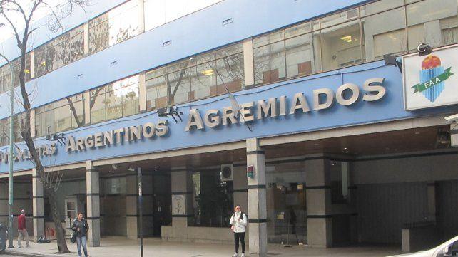 Agremiados convoco a una reunión para definir el futuro del fútbol argentino