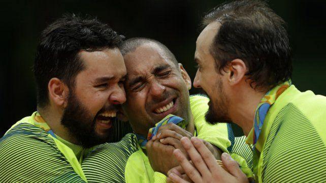 Brasil se quedó con la gran final de voley