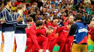 Dinamarca destronó a Francia y es campeón olímpico de handball