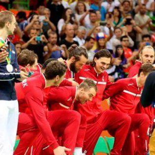 dinamarca destrono a francia y es campeon olimpico de handball