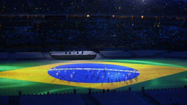 Cierran con una colorida ceremonia los Juegos Olímpicos de Río 2016