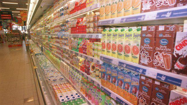 Las ventas en los supermercados mejoraron 26,2% el año pasado, respecto a 2015