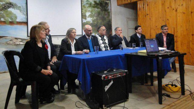 Jornada. Participaron representantes de diferentes sectores.