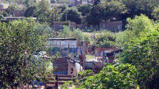 Casi tres millones de personas viven en villas miserias en Argentina