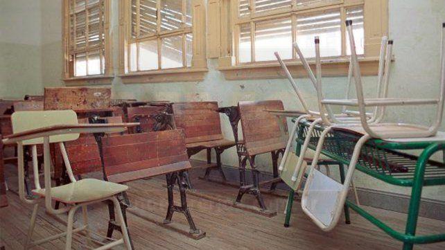 Suspendieron días institucionales por los paros