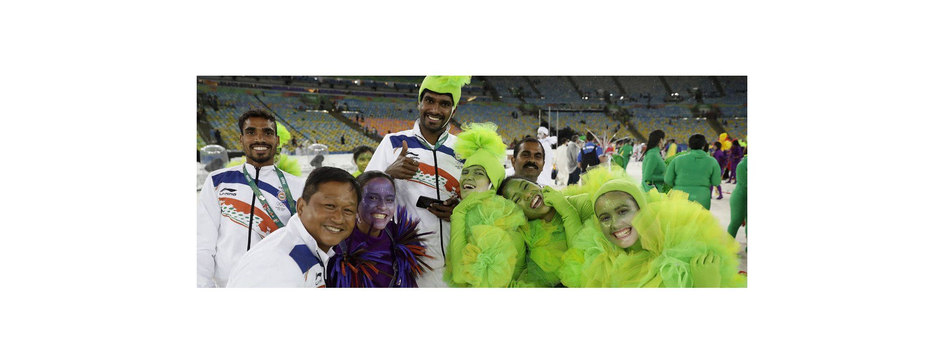 La alegría carioca fue puesta en escena en el cierre de los Juegos Olímpicos