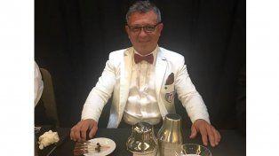 Sergio Pedro Rodríguez viaja este martes a Colombia.