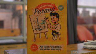 Los ejemplares de la primera edición están listos para la venta. Foto UNO Juan Manuel Hernández.
