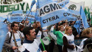 Agmer adhiere al paro nacional docente contra el ajuste y convoca a plenario en Tala