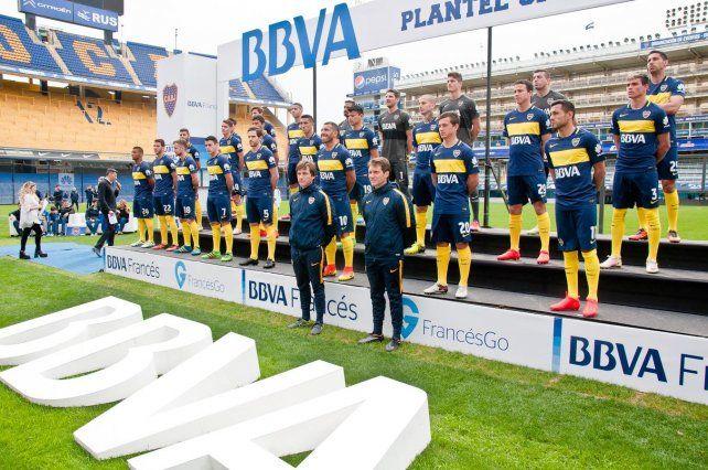 El nuevo Boca juega por Copa Argentina