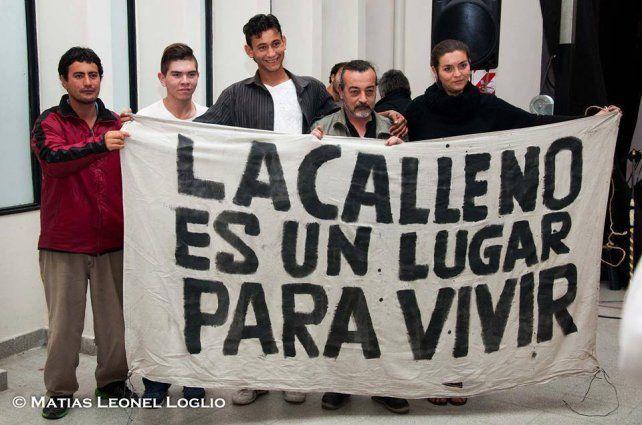 Personas en situación de calle se manifestarán contra el maltrato policial
