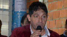 El Tavi. Para el juez Celis es coautor de la organización de la banda narco.
