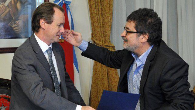 José Carlos Halle asumió al frente del EPRE