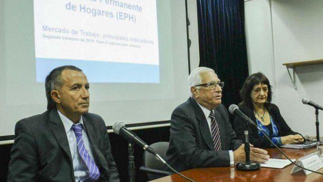Según el Indec, el desempleo bajó en Paraná y no varió en Concordia