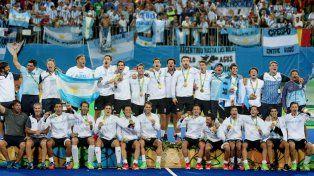 Los Leones subieron al segundo lugar del ranking mundial