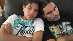 El insólito reclamo de Gonzalito Agostini a su padre