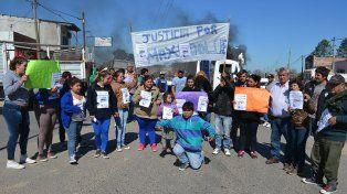 El cuerpo de Dolche llegó a Gualeguaychú y familiares levantaron la protesta
