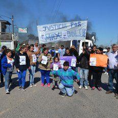 Regresó a Gualeguaychú el cuerpo de Dolche y levantaron la protesta