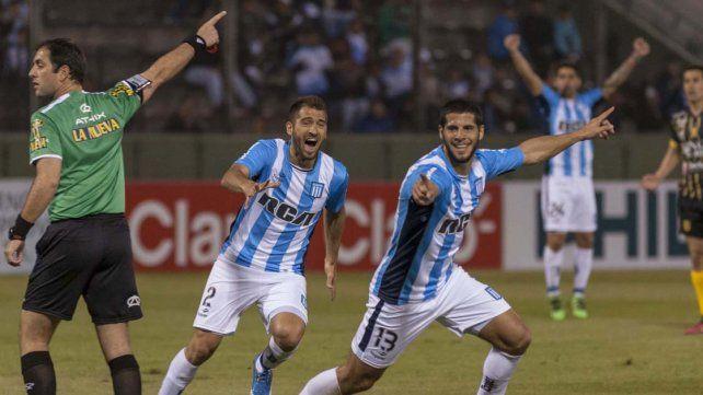 Racing derrotó a Olimpo y está en los octavos de final de la Copa Argentina