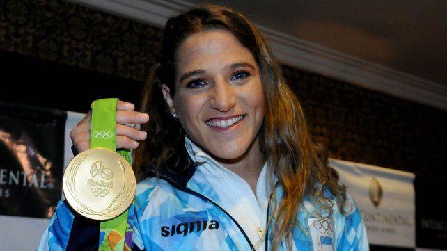 Pareto: Un oro olímpico es incomparable para un deportista amateur