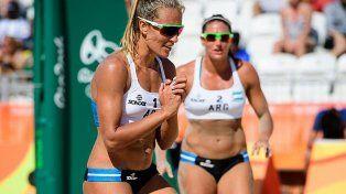 La entrerriana Ana Gallay junto a Klug vuelven a la competencia