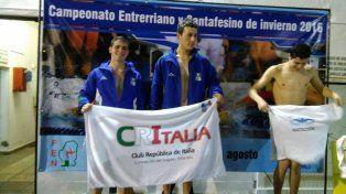 Leonardo Hoet dueño de otro récord entrerriano