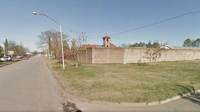 Fuerzas especiales allanan convento de monjas Nogoyá
