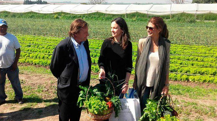 La primera dama y la Ministra de Desarrollo Social estuvieron en Paraná