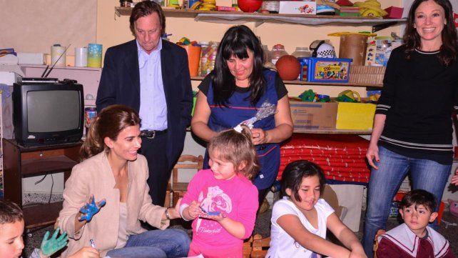 Varisco acompañó a la ministra Carolina Stanley y la Primera Dama Juliana Awada en su visita a Paraná