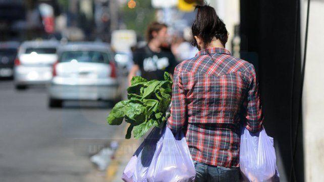 Hacer las compras. Van por medidas concretas que favorezcan a la pequeña y mediana empresa.