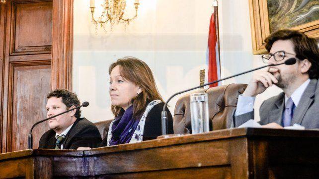 La viceintendenta Josefina Etienot dijo: No estoy notificada de ninguna modificación